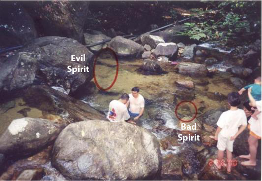8ways Meditation - Evil Spirit - Type of Spirit: Holy ...